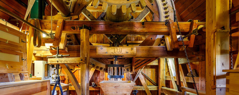 Bockwindmühle Berlin Marzahn