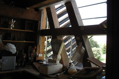 fassadenbau marzahner bockwindmühle
