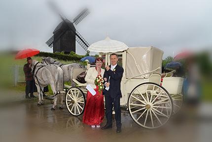 heiraten in der Bockwindmühle Marzahn
